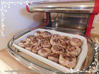 Champignons frais farcis au bacon
