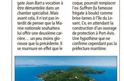 Le Jean Bart pour Port Avis ?