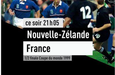 Tous les lundis les meilleures rencontres du XV de France sur la chaine L'Équipe
