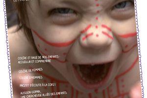 PEPS, numéro 14 - Un dossier sur la colère