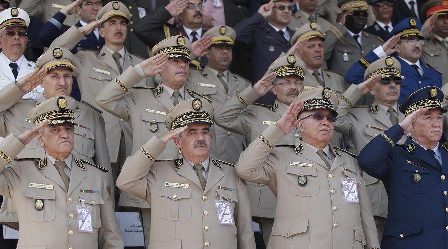 Le Hirak face au régimealgérien