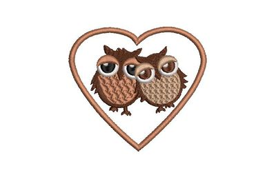 BRODERIE CHOUETTE HIBOU