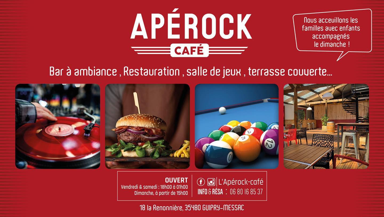 L'Apérock-café