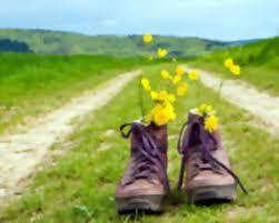 Méditation N° 26  Marcher pieds nus