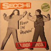 Secchi - Keep On Jammin' (1991)
