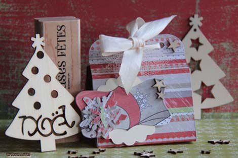 """""""En attendant Noël"""" sur l'Atelier à Scrap"""