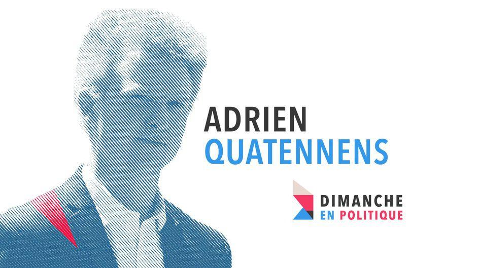 Adrien Quatennens invité de « Dimanche en Politique » le 6 septembre sur France 3
