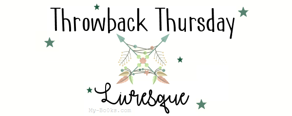 Throwback Thursday Livresque (n°62)