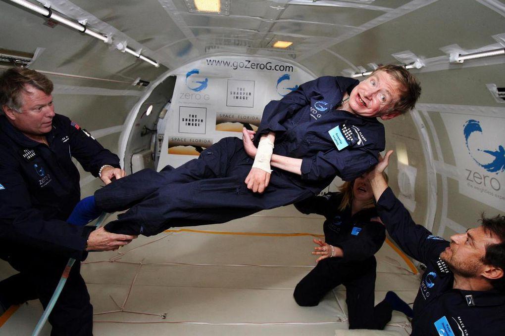 Fotografías de Stephen Hawking