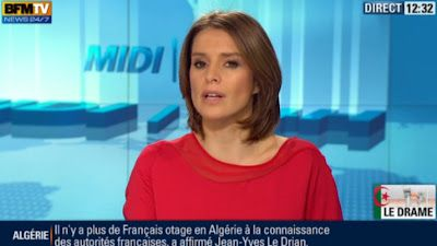 2013 01 19 - STEPHANIE DE MURU - BFM TV - MIDI - 14H @12H00