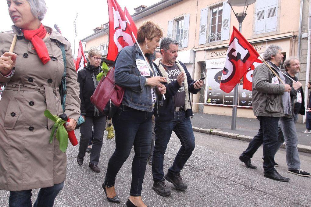 L'album photos du 1er mai 2015 au Puy