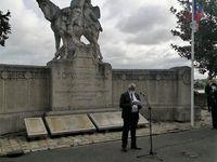 Saumur (49) Journée nationale d'hommage aux harkis 25-09-2020