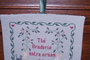 kfé Broderie/Patch Chez Annie 8 Mai 2012