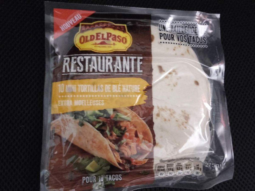 Le kit en image  #SoireeMexicaine #OldElPaso #Restaurante