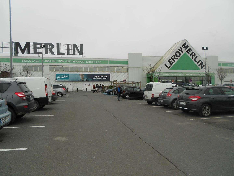 Réouverture du magasin Leroy-Merlin de Livry-Gargan