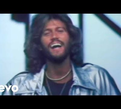 The Bee Gees - Stayin alive - Harmonica Db