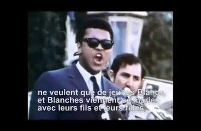 Mohammed Ali - Nous voulons juste rester Noirs. (BLACK POWER)