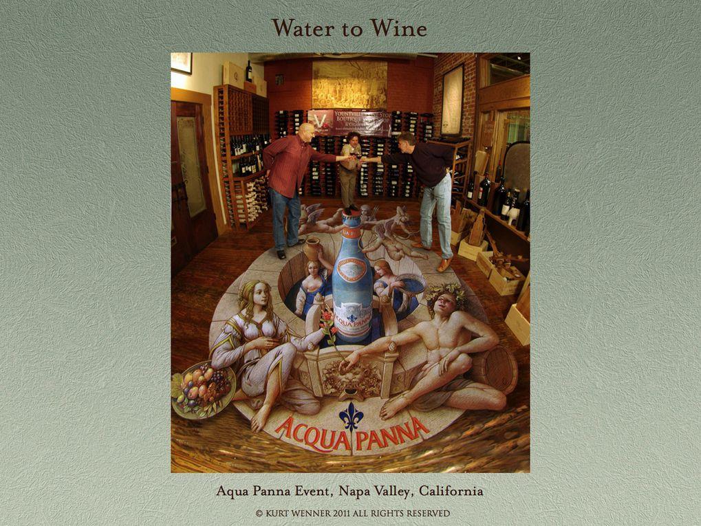 Découvrez le magnifique site de KURT WENNER.  http://www.kurtwenner.com
