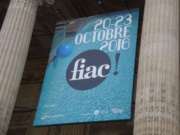 Paris, FIAC 2016