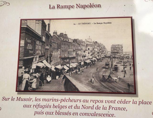 Rampe Napoleon au Tréport