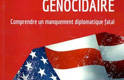 """"""" LES ETATS-UNIS ET LE RWANDA GÉNOCIDAIRE """" (Michel Robardey)"""