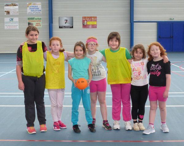 Du handball depuis la saison passée