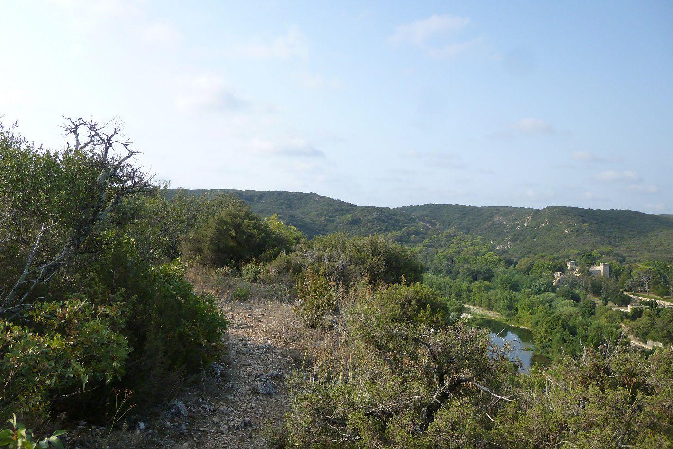 Randonnée Vers Pont du Gard - Le Pont du Gard (30).
