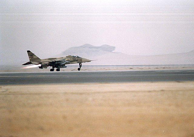 [Témoignage] Mission de guerre au dessus du Koweït, 17 Janvier 1991.