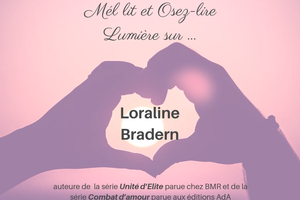 Interview Loraline Bradern
