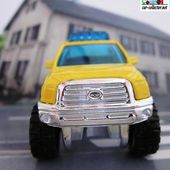 70 TOYOTA TUNDRA HOT WHEELS 1/64 - PICK-UP REHAUSSE 1970 - car-collector.net