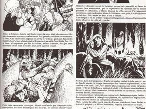 """J.-H. Rosny aîné """"Les Xipéhuz"""", adaptation B.D. par François Bourgeon in (A Suivre) n°17 (1979)"""