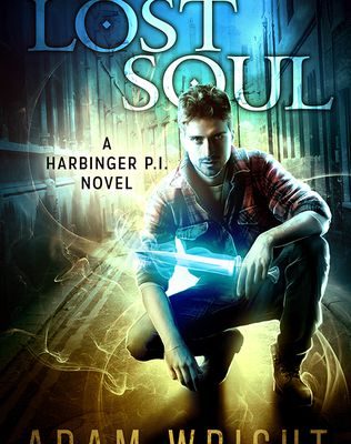 Read Lost Soul (Harbinger P.I., #1) by Adam J. Wright Book Online or Download PDF