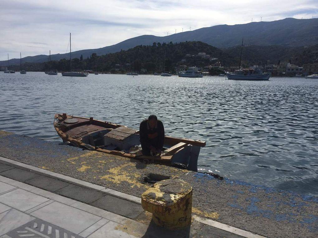 Tous[saint] au soleil - Partie 2 : le sud de l´Argolide et les îles Saroniques