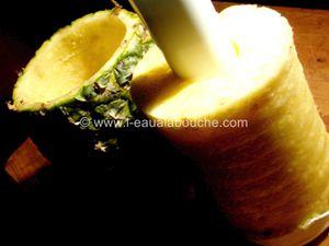 Coupe de Fruits au Mascarpone