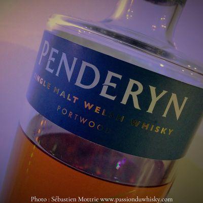 Penderyn Aur Cymru Welsh Gold Portwood