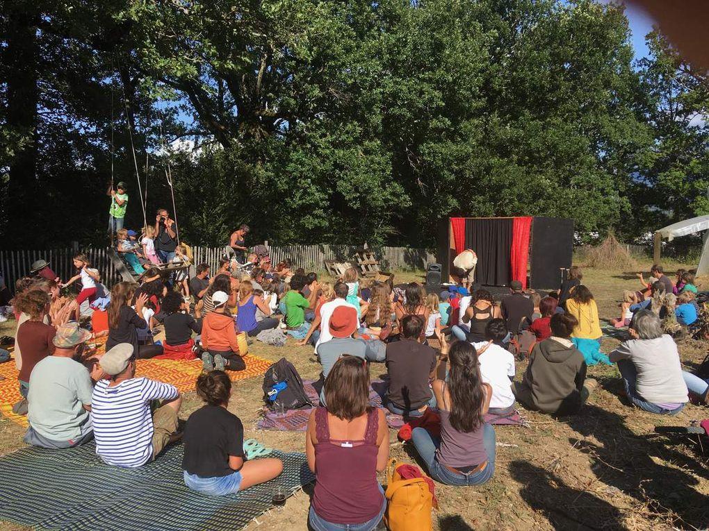 Festival des Têtes en l'air 2019