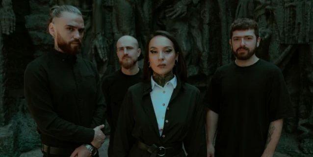 """JINJER: 'Wallflowers' nouvel album en Août, """"Vortex"""" nouveau single disponible..."""