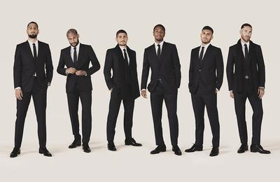 Luxe : Christian Dior rhabille les millionaires en shorts du PSG