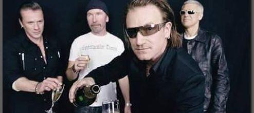 U2 Blog vous souhaite une Bonne et Heureuse Année 2018 !!