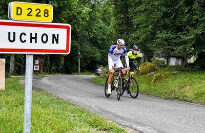 Le Cosnois Julien Philibert a testé l'étape du Tour de France : huit heures d'efforts entre Vierzon et Le Creusot
