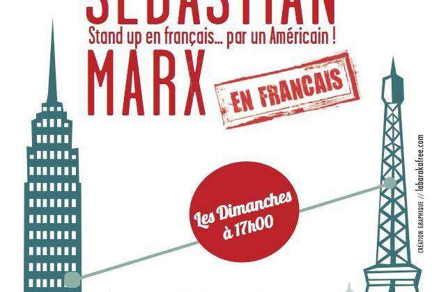 """Sebastian Marx dans """"Un Américain à Paris"""""""