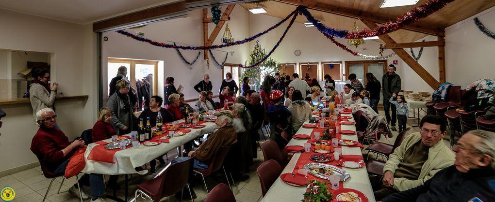 La Mure Argens  : Le Noel mutigénérationnel