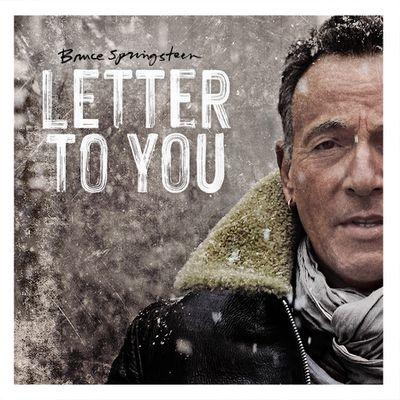 Bruce Springsteen dévoile Letter to you, son nouvel album avec le E Street Band