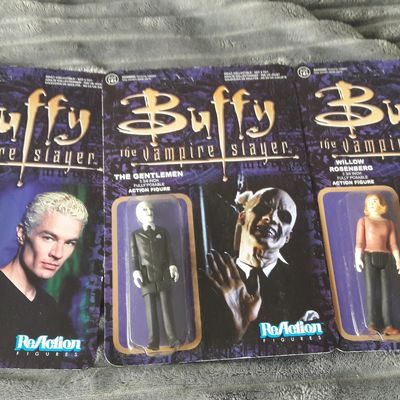 Figurines Buffy contre les vampires