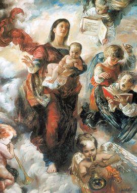 Dieu veille toujours - Homélie Assomption de la Vierge Marie