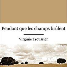 Pendant que les champs brûlent - Virginie Troussier