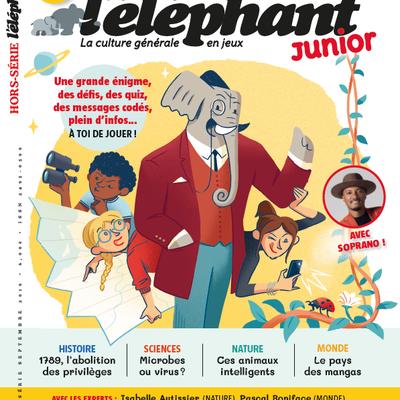 Eléphant Junior, le Hors série à lire gratuitement