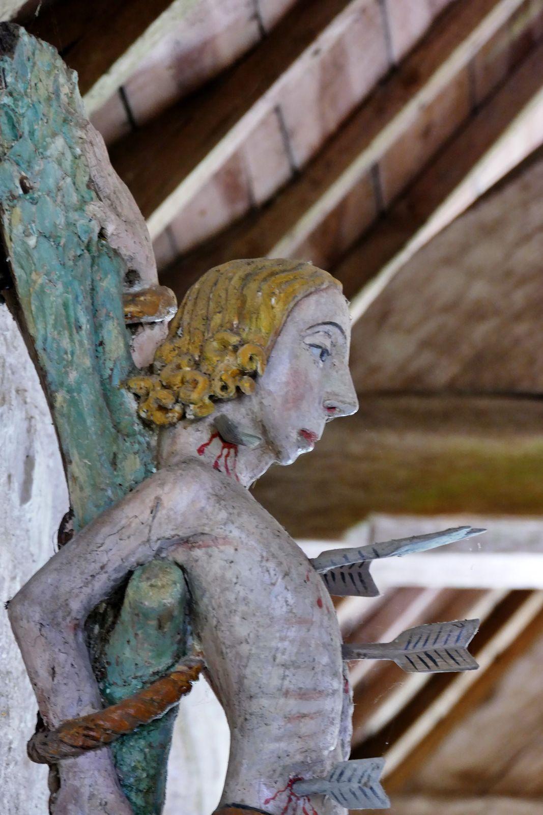 Chapelle de la Madeleine à Briec-sur-Odet. Photographie lavieb-aile juin 2021.