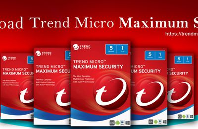 How to Download Trend Micro Maximum Security?