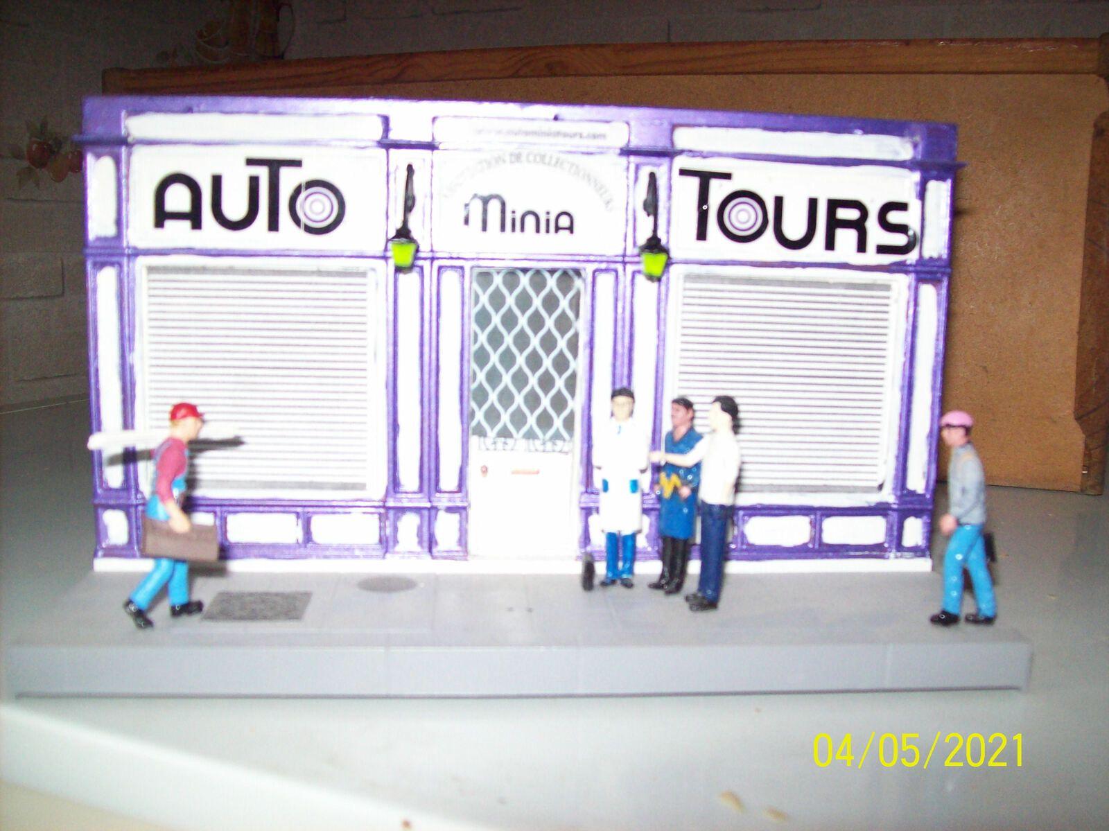les dioramas du confinement